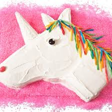 drawn unicorn birthday cake pencil and in color drawn unicorn