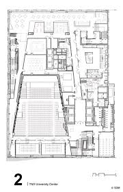 New Floor Plan In Progress The New University Center Som Archdaily