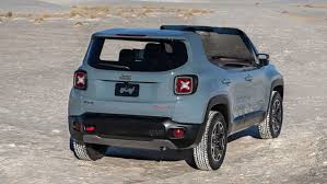 The Jeep Renegade As A Convertible Jeep Renegade Forum