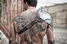 shoulder armor tattoo tattoo pinterest shoulder armor tattoo