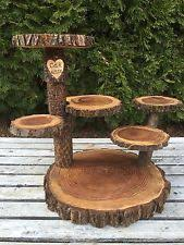 wood cupcake stand google search rustic weddings pinterest