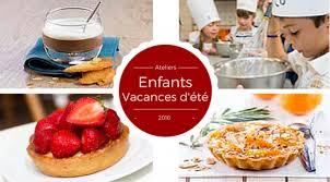 cours de cuisine à rennes les ateliers pour les enfants vacances d été 2016