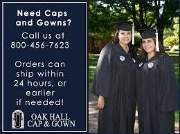 cap and gown order welcome to oak cap gown
