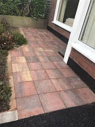 Slabbed Patio Designs Patio Paving Patio Patio Slabbing Tarmac Contractors Dublin