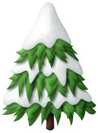 green snowy christmas tree png clipart gallery yopriceville