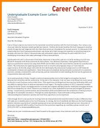 cover letter examples for job with no experience