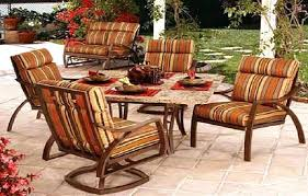 Orange Patio Cushions by Discount Outdoor Patio Cushions Outdoor Patio Cushions Clearance