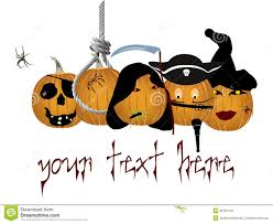 Halloween Banner Clipart by Halloween Logo Or Banner Stock Photos Image 26784103