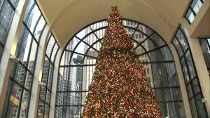 tree lighting ceremony held at willis tower abc7chicago com