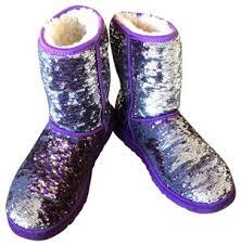 ugg australia s purple adirondack boots ugg australia gry adirondack boots booties size us 5 5 regular m