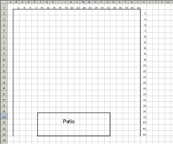 turn an excel sheet into graph paper techrepublic