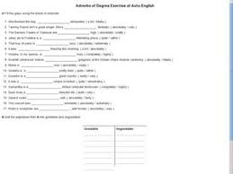 adverbs of degree lesson plans u0026 worksheets reviewed by teachers