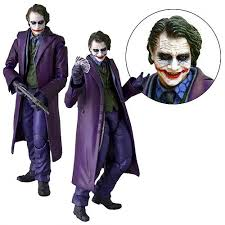 Heath Ledger Joker Halloween Costume by Fumetteria Inkiostro Alassio Dark Knight Joker Px Maf Ex
