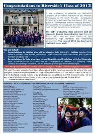 higher education and careers u2013 riverside international in