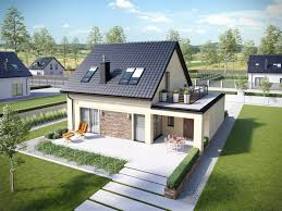 Modern House Design With Floor Plan In The Philippines Attic House Designs Floor Plans Philippines