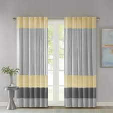 Yellow Curtain Yellow Curtains Drapes For Less Overstock