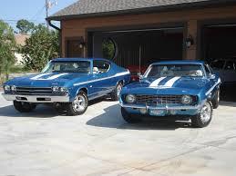 chevelle camaro 1969 chevrolet camaro and chevelle coupe yenko syc copo