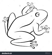 outline of a frog wallpaper download cucumberpress com