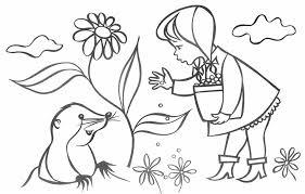 Coloriage Pour Petite Fille Inspiration Dessin Pour Enfant A