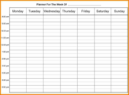 3 week calendar template weekly calendar template for excel