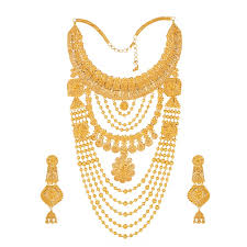 gold rani haar sets bridal rani haar necklace raj jewels