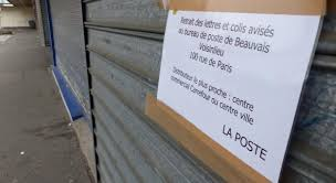 le bureau de poste le plus proche beauvais 60 l insécurité oblige la poste à fermer le bureau du