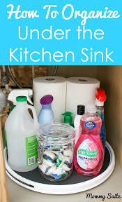 best 25 organize under sink ideas on pinterest kitchen sink