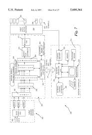 patent us5600364 network controller for cable television