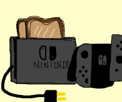 Toaster Nintendo The Nintendo Switch As A Toaster