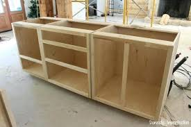 kitchen cabinet making homemade kitchen cabinets hicro club