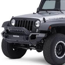 jeep bumpers go rhino 230115102t brj40 stubby black front winch modular