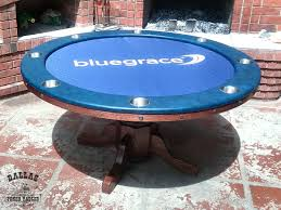 round poker tables gallery dallas custom poker tables