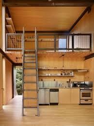 small homes interiors built on stilts tom kundig s sol duc cabin metal railings