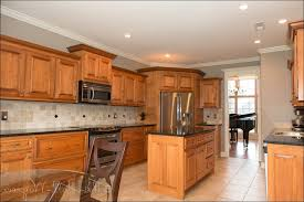 kitchen kitchen paint colors with wood cabinets most popular