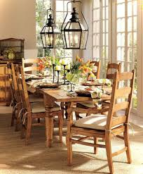 Long Dining Room Light Fixtures by Modern Dining Room Lighting Cool Black Varnished Oak Wood Long