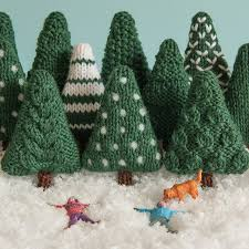 knitted christmas 50 of the best crochet knitted christmas ornaments amiguru me