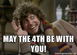 Doctor Who Meme Generator - may the fourth be with you doctor who style malice corp