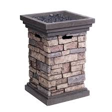 exterior design modern lowes fire pit for exciting patio design