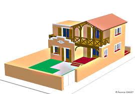 Plan De Maison En Longueur Plan De Maison En Afrique De L U0027ouest