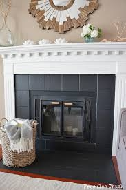 Travertine Fireplace Tile by Best 25 Painting Tiles Ideas On Pinterest Painting Tile