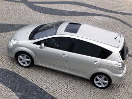 toyota corolla verso specs 2004 2005 2006 2007 autoevolution