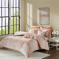 Madison Park Duvet Sets Madison Park Grace 8 Piece Duvet Cover Set Bed Bath U0026 Beyond