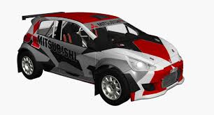 mitsubishi race car model mitsubishi r5 rally car