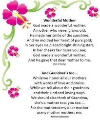 quotes for a mother on her birthday in spanish image quotes at