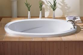 the fixture gallery oceania 65 oval drop in bathtub