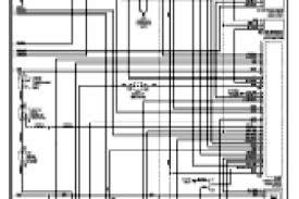 mitsubishi pajero wiring diagram for radio wiring diagram