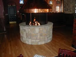 unbelievable indoor fire pit fireplace garden landscape