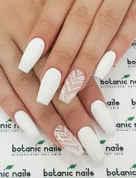 50 white nail art ideas diamond stone stone and diamond