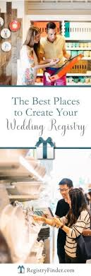 best place for a wedding registry the best places to create your wedding gift registry wedding