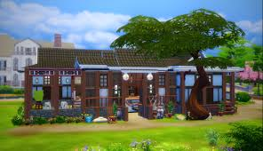 mod the sims hanok house no cc
